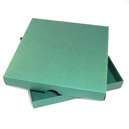 7x7 green greeting card boxes for handmade cards m4hsunfo
